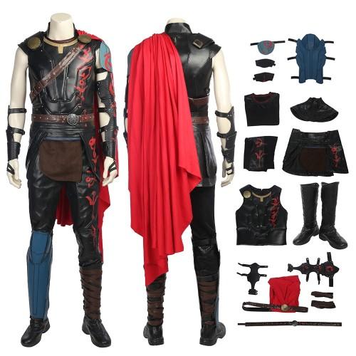 Thor Odinson Costume Thor Ragnarok Deluxe Full Set