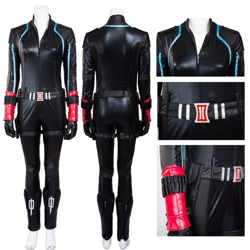 Black Widow Natasha Romanoff Cosplay Costumes