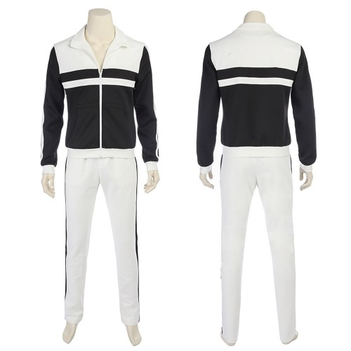 PUBG Tracksuit Top and Pants Battle Royale Cosplay Costume