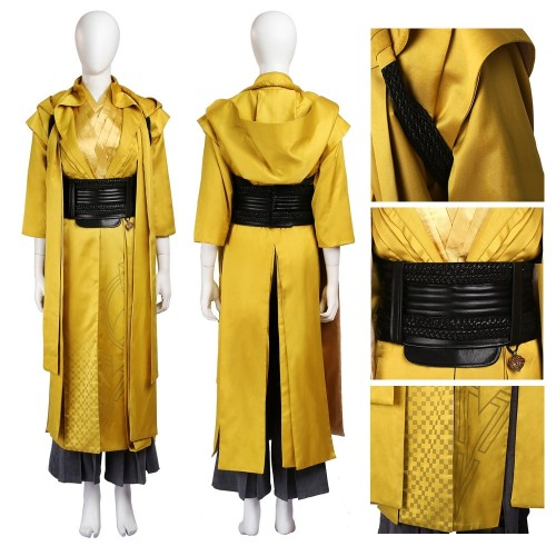 Doctor Strange Ancient One Cosplay Costume Top Level