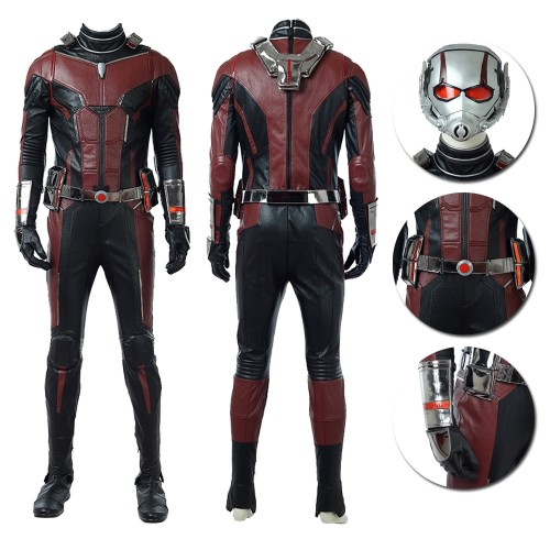 Ant-man Cosplay Costume Suit Avengers 4 Endgame Cosplay Costumes