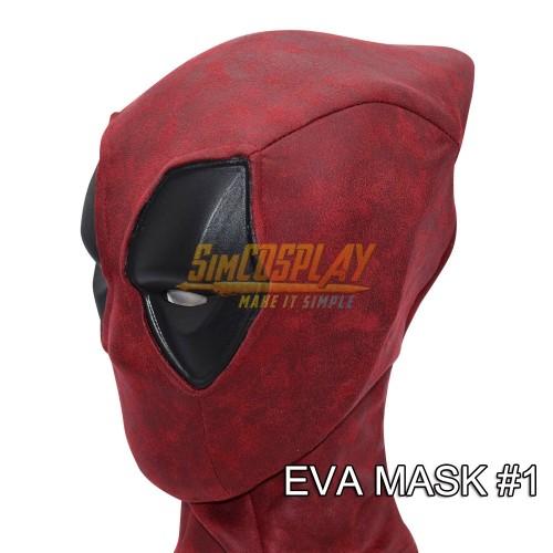 Deadpool 2 EVA Mask Wade Wilson Cosplay Costume