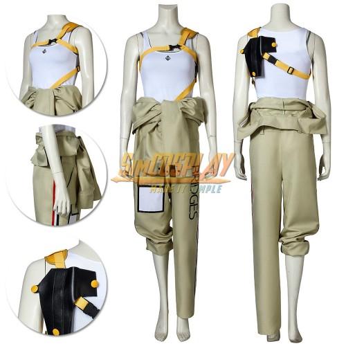 Death Stranding Mama Costume Malingen Bridges Cosplay Suit Top Level