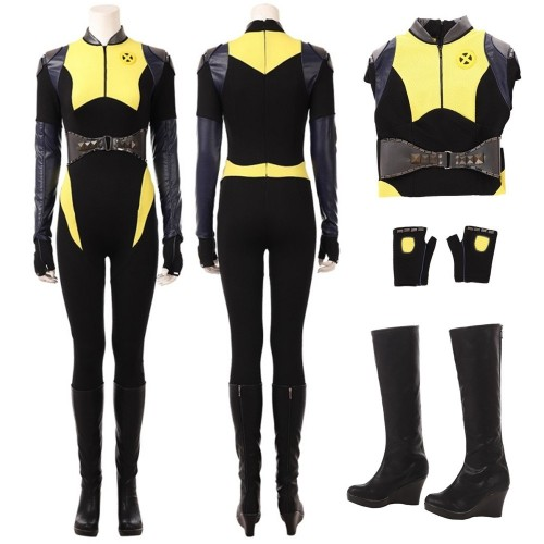 Negasonic Teenage Warhead Costume Deadpool 2 Cosplay