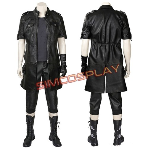 FFXV Noctis Lucis Caelum Cosplay Costume Final Fantasy Cosplay Costume