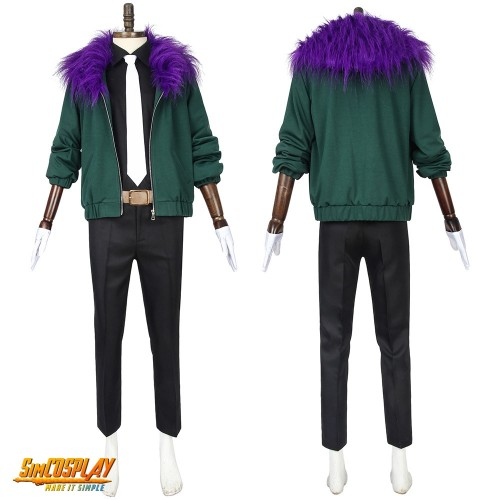 Kai Chisaki Overhaul Costumes My Hero Academia Cosplay Suits
