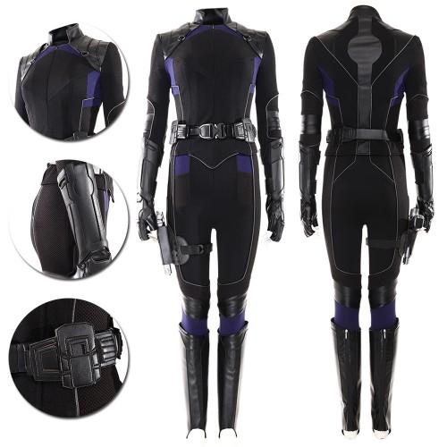 Quake Skye Cosplay Costumes Agents of Shield Season 6 Daisy Johnson Cosplay Suit
