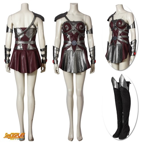 Queen Maeve Cosplay Costume The Seven The Boys S1 Cosplay Suit