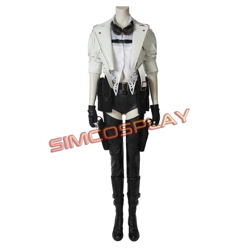 Devil May Cry V Lady Mary Cosplay Costume DMC 5 Edition