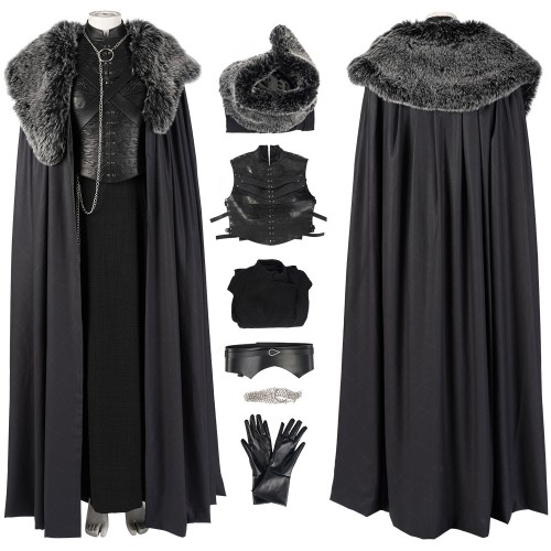 Sansa Stark Costume Game Of Thrones Queen In The North Cosplay Dress Top Level