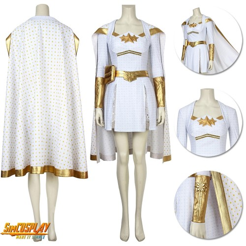 Starlight Cosplay Costumes The Boys Season 1 Annie January Cosplay Suit