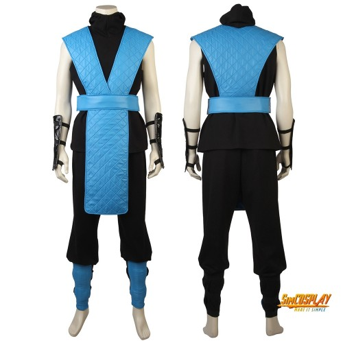 Sub-Zero Cosplay Costume Mortal Kombat Cosplay Outfits