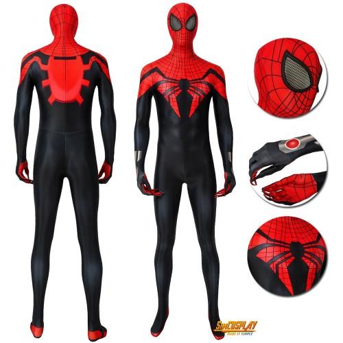 Superior Spider-man Cosplay Costume Superior Spiderman Suits Sac4271