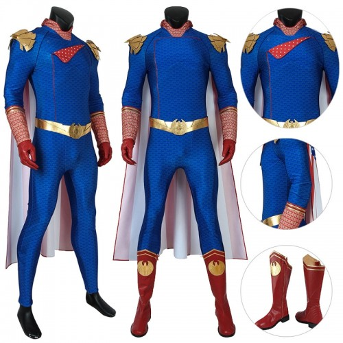 The Homelander Cosplay Costume The Boys Season 1 Cosplay