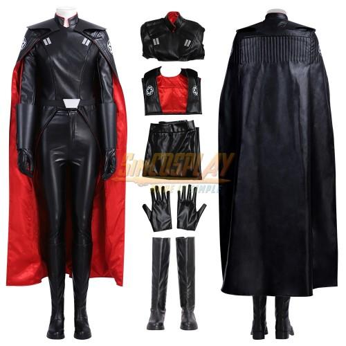 The Second Sister Inquisitor Costume Trilla Suduri Suits Star Wars Jedi Fallen Order Cosplay Top Level