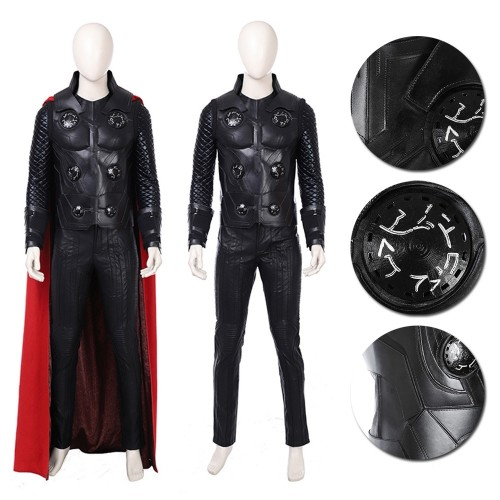 Thor Cosplay Costume Avengers Endgame Cosplay Costume Top Level