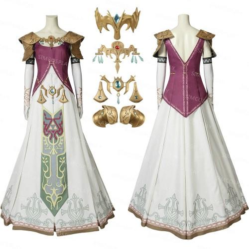 Twilight Princess Cosplay Costumes The Legend of Zelda Classic Cosplay Suit