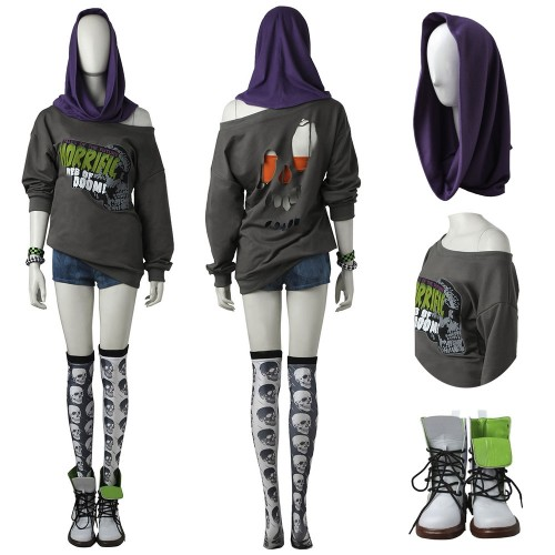 Watch Dogs 2 DedSec Sitara Dhawan Cosplay Costumes Sac3658