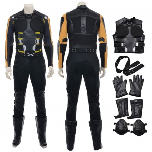 X-Men Days of Future Past Wolverine Logan Cosplay Costume sim1127xmwl
