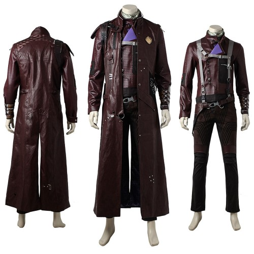 Yondu Udonta Costume The leader of the Ravagers Cosplay Suit Top Level