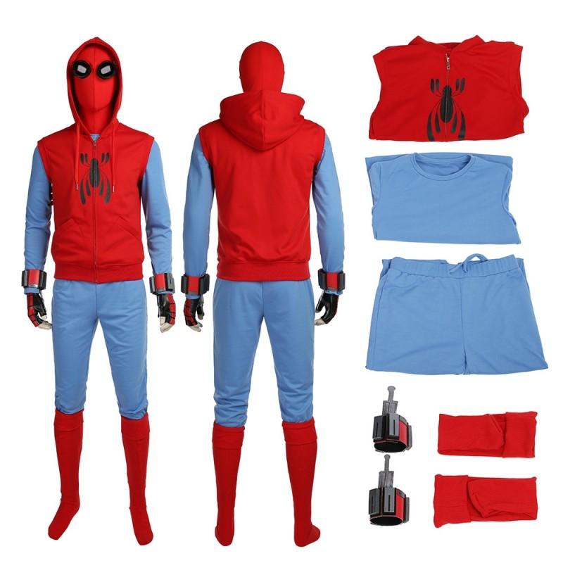 """spider-man homecoming suits""的图片搜索结果"