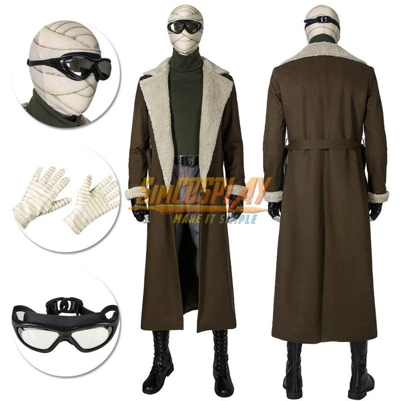 doom patrol negative man jacket