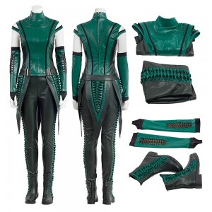 Mantis Lorelei Outfit Guardians Of The Galaxy 2 Cosplay Costume