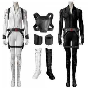 Black Widow Cosplay Costumes For Ladies Simcosplay
