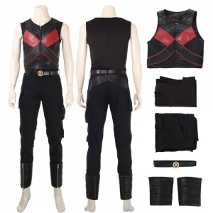 Marvel Colossus Deadpool 2 Cosplay Costume New