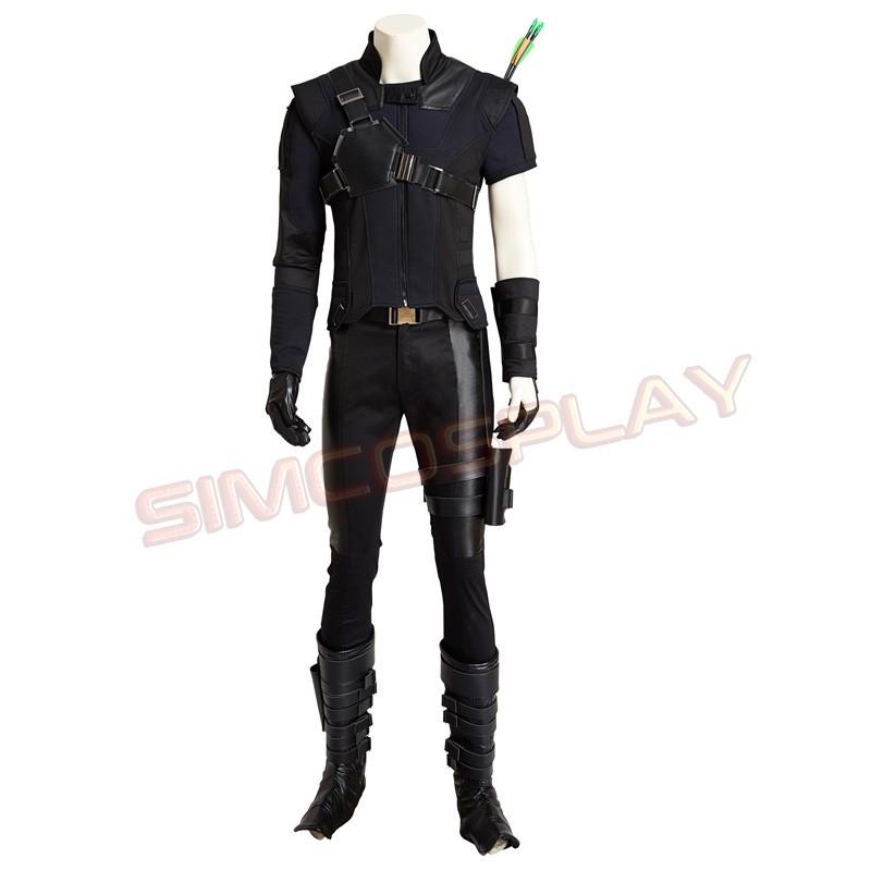Civil War Hawkeye Costume for Kids Marvel/'s Captain America