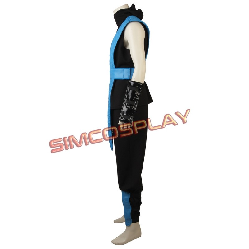 Sub Zero Cosplay Costume Mortal Kombat Cosplay Outfits