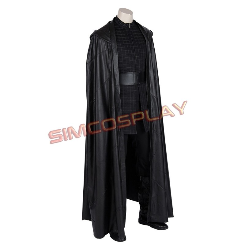 Kylo Ren Costume Star Wars The Rise Of Skywalker Cosplay Suits Top Level