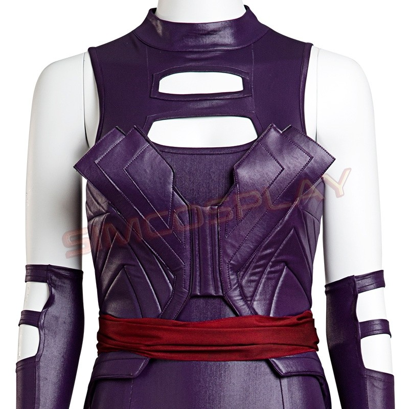 "Apocalypse Psylocke Elizabeth /""Betsy/"" Braddock Cosplay Costume Outfits X-Men"