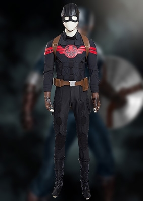 Simcosplay Captain America Cosplay Costumes