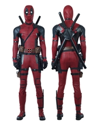 Deadpool 2 Wade Wilson Cosplay Costume Top Level