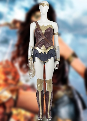 Simcosplay Wonder Woman Cosplay Costumes