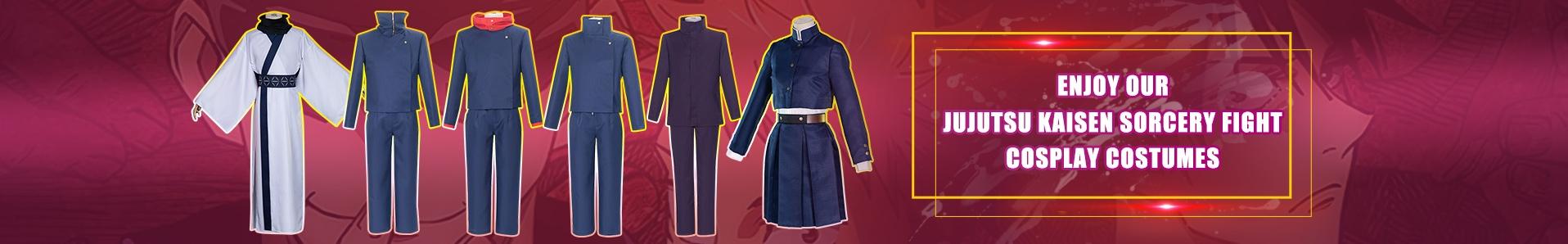 jujutsu kaisen costumes
