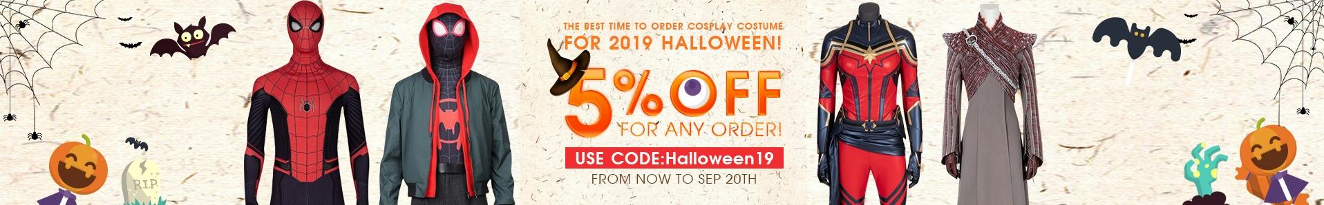 halloween 2019 simcosplay cosplay costumes