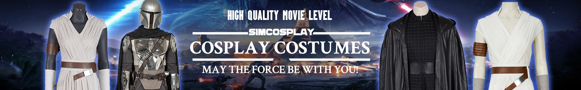 star wars the rise of skywalker cosplay costumes