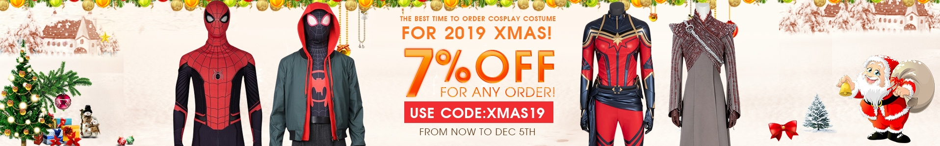 xmas 2019 simcosplay cosplay costumes